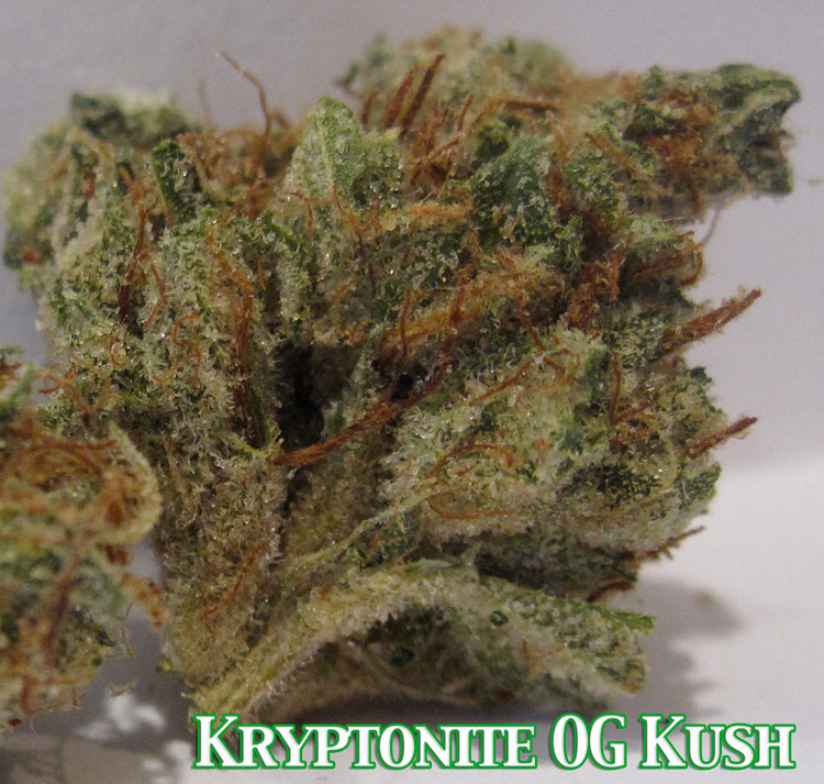Kryptonite OG Kush