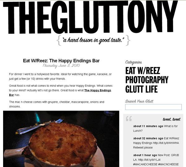 thegluttony.com